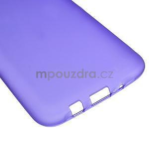 Matný gelový obal Samsung Galaxy J5 - fialový - 5