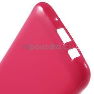 Rose gélový kryt pre Samsung Galaxy J5 - 5