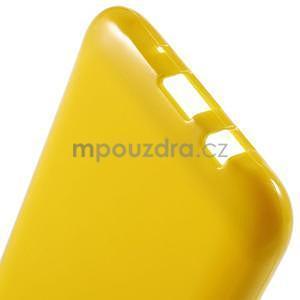 Žltý gélový kryt pre Samsung Galaxy J5 - 5