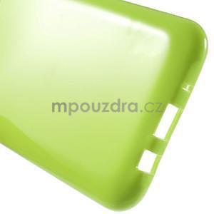 Zelený gélový kryt pre Samsung Galaxy J5 - 5