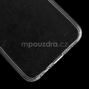 Ultra tenký slim gelový obal pro Samsung Galaxy J5 - transparentní - 5