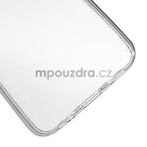 Ultra tenký slim gélový obal pro Samsung Galaxy J5 - šedý - 5