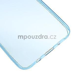 Ultra tenký slim gelový obal pro Samsung Galaxy J5 - tmavě modrý - 5