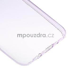 Ultra tenký slim gélový obal pro Samsung Galaxy J5 - fialový - 5