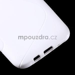 S-line gélový kryt pre Samsung Galaxy J5 - biely - 5