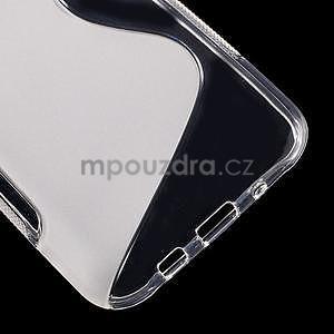 S-line gélový kryt pre Samsung Galaxy J5 - transparentný - 5