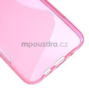 S-line gelový kryt na Samsung Galaxy J5 - rose - 5