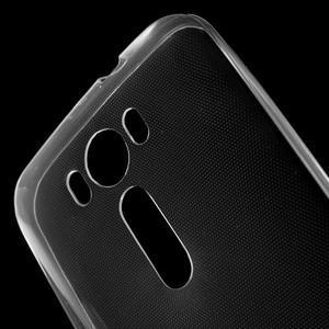 Ultra Tenký slim obal pre Asus Zenfone 2 Laser - transparentný - 5