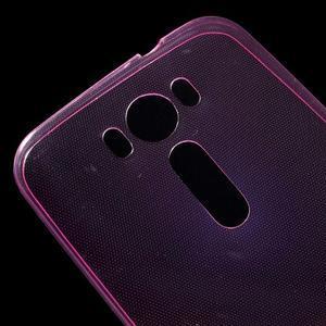 Ultra Tenký slim obal na Asus Zenfone 2 Laser - rose - 5