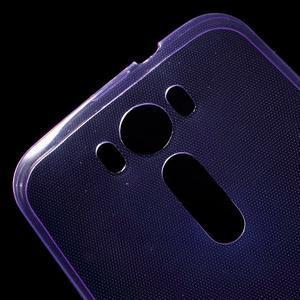 Ultra Tenký slim obal na Asus Zenfone 2 Laser - fialový - 5