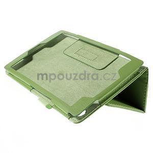 Koženkové puzdro na tablet Asus ZenPad 7.0 Z370CG - zelené - 5