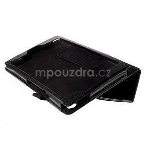 Koženkové puzdro pre tablet Asus ZenPad 7.0 Z370CG - čierne - 5