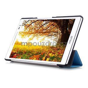 Trojpolohové puzdro na tablet Asus ZenPad 8.0 Z380C - svetlemodré - 5