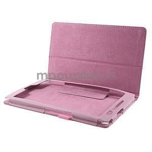 Safety polohovateľné puzdro pre tablet Asus ZenPad 8.0 Z380C - ružové - 5