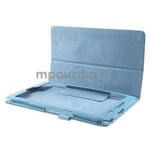 Safety polohovateľné puzdro pre tablet Asus ZenPad 8.0 Z380C - svetlemodré - 5
