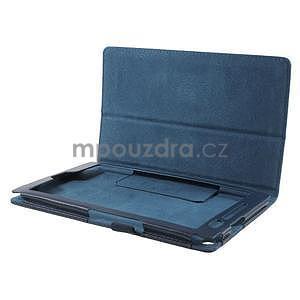 Safety polohovateľné puzdro pre tablet Asus ZenPad 8.0 Z380C - tmavomodré - 5