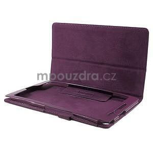 Safety polohovateľné puzdro na tablet Asus ZenPad 8.0 Z380C - fialové - 5