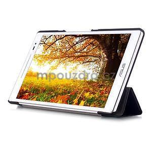 Trojpolohové puzdro na tablet Asus ZenPad 8.0 Z380C - čierne - 5