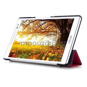 Trojpolohové puzdro na tablet Asus ZenPad 8.0 Z380C - rose - 5