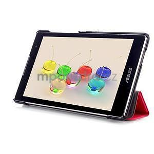 Trifold puzdro pre tablet Asus ZenPad C 7.0 Z170MG - rose - 5
