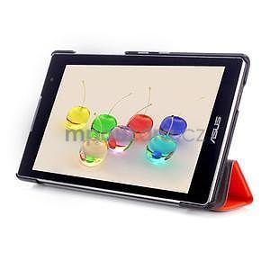 Trifold puzdro na tablet Asus ZenPad C 7.0 Z170MG - oranžové - 5