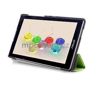 Trifold puzdro na tablet Asus ZenPad C 7.0 Z170MG - zelené - 5