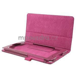 Safety koženkové puzdro na Asus ZenPad C 7.0 Z170MG - rose - 5