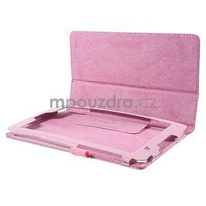 Safety koženkové puzdro pre Asus ZenPad C 7.0 Z170MG - ružové - 5