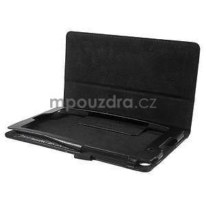 Safety koženkové puzdro na Asus ZenPad C 7.0 Z170MG - čierne - 5