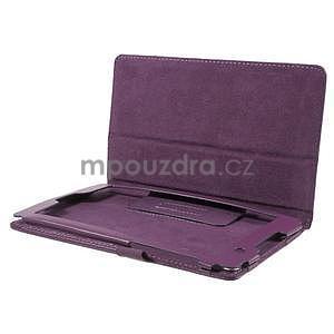 Safety koženkové puzdro na Asus ZenPad C 7.0 Z170MG - fialové - 5