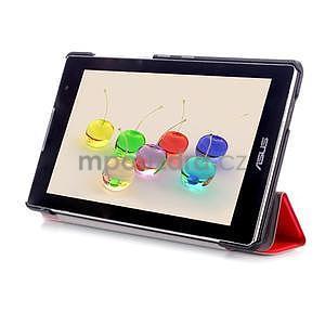 Trifold puzdro na tablet Asus ZenPad C 7.0 Z170MG - červené - 5