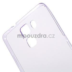 Ultra tenký obal pre Huawei Honor 7 - fialový - 5