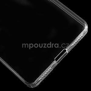 Transparentný gélový obal na telefón Honor 7 - transparentný - 5