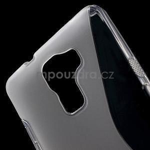 Transparentný gélový kryt S-line na Huawei Honor 7 - 5