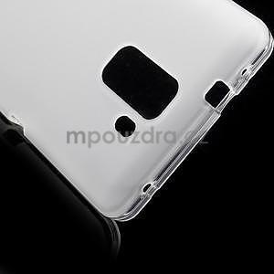 Biele gélové puzdro pre mobil Honor 7 - 5
