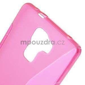 Rose gélový kryt S-line na Huawei Honor 7 - 5