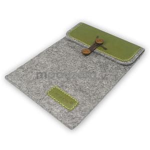 Envelope univerzálne púzdro na tablet 26.7 x 20 cm - zelené - 5
