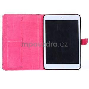 Fashion style puzdro na iPad Air 2 - rose - 5