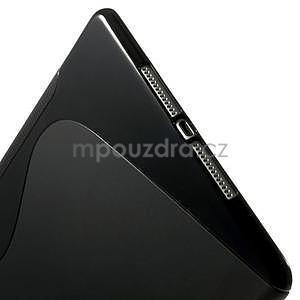 S-line gélový obal na iPad Air 2 - čierny - 5