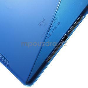 S-line gélový obal na iPad Air 2 - modrý - 5