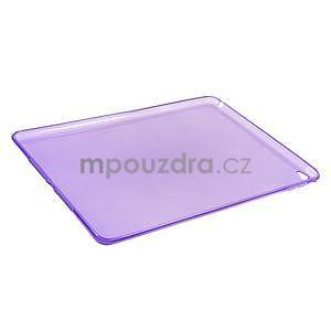Ultra tenký slim obal pre iPad Air 2 - fialový - 5