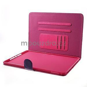 Daffi elegantné puzdro pre iPad Air 2 - rose - 5