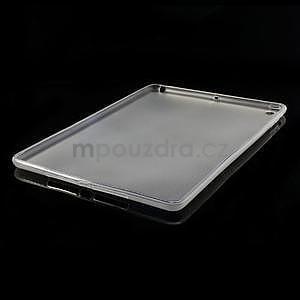 Gélový ochranný obal na iPad Air - transparentný - 5