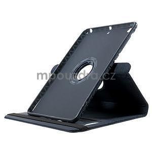 Circu otočné puzdro pre Apple iPad Mini 3, iPad Mini 2 a ipad Mini - tmavomodré - 5