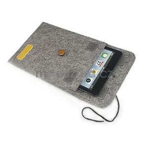 Envelope univerzálne púzdro na tablet 22 x 16 cm - žlté - 5