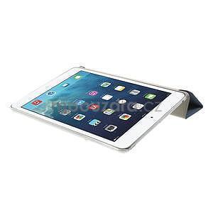 Origami ochranné puzdro iPad Mini 3, iPad Mini 2, iPad mini - tmavomodré - 5