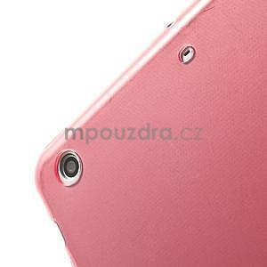 Ultra tenký slim obal pre iPad Mini 3, iPad Mini 2, iPad Mini - červený - 5
