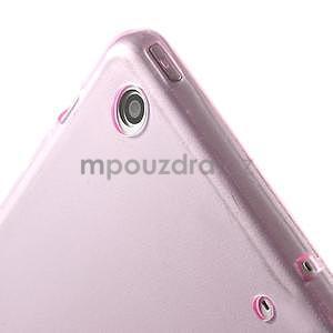 Ultra tenký slim obal pre iPad Mini 3, iPad Mini 2, iPad Mini - ružový - 5