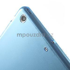 Ultra tenký slim obal pre iPad Mini 3, iPad Mini 2, iPad Mini - modrý - 5