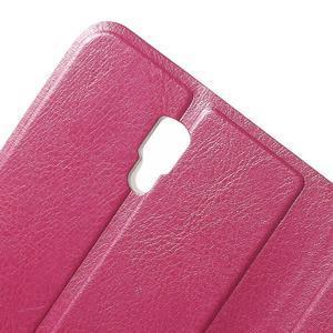 Horse peňaženkové puzdro pre Lenovo A2010 - rose - 5